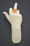 Flip Off Hands, Orange