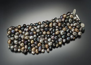 Chainmaille Pearl Bracelet-