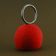 Sonorous Pod Ring - Poppy