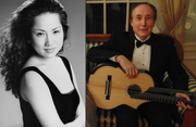 The Art of Song Sungji Kim (soprano) - Stanley Alexandrowicz (classical guitar)  Sunday, 12 March, 2:00 PM @ the Mt. Laurel Library