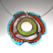 Glass Medallion #2