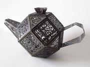 Teapot #2 (Left Side)