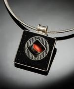 twirl pendant
