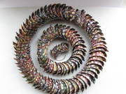Recycled Textile Jewellery