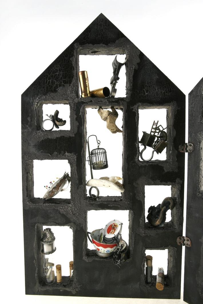 Curio of Curiosities- Left Panel