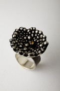 concave granulation ring