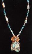 Otter Medicene necklace