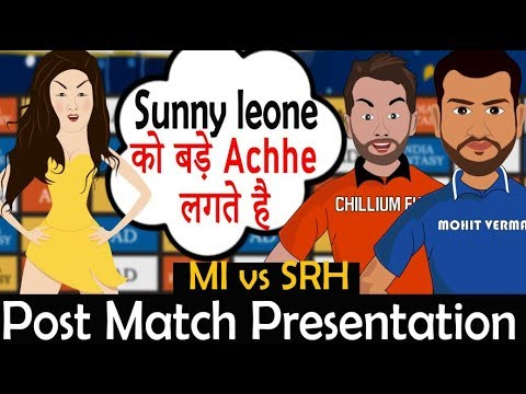 Big B और  Abhishek का प्यार : MI vs SRH M51 IPL 2019 | Funny spoof Video IPL (MIvSRH)