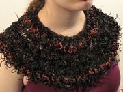 Rubber band collar