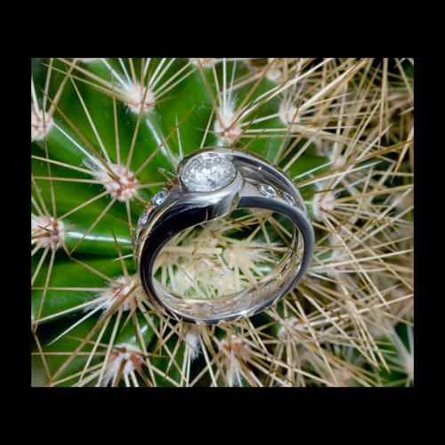 palladium ring 500