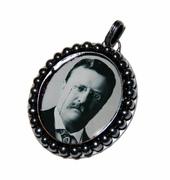 Teddy Roosevelt Pendant