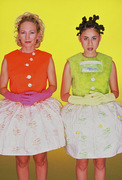 the Popsicle Twins: OrangeSicle & LemonLime Fever Reliever