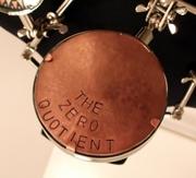 """The Zero Quotient - The Point of Origin"" (Back)"