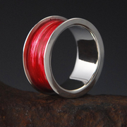 bobbin ring red