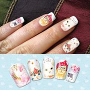 Best Cat Lover Nail Art Decals