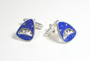 Shark Head Cufflinks
