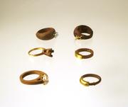 repaired rings