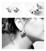Earrings from Life on Mars Collection