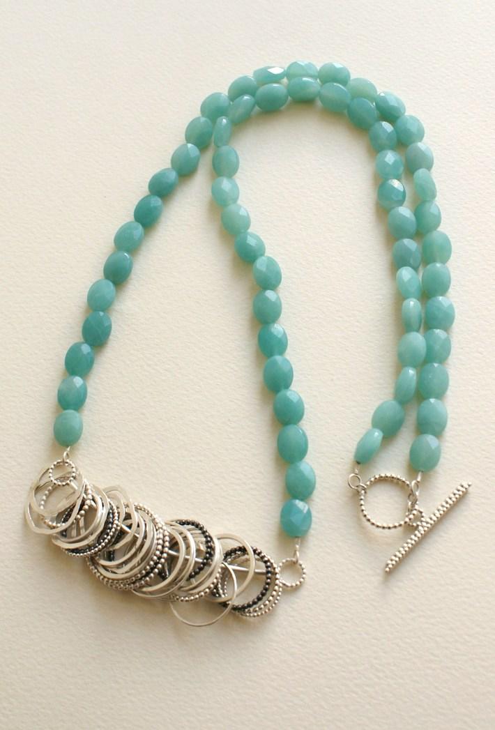 Broken Fragments Necklace