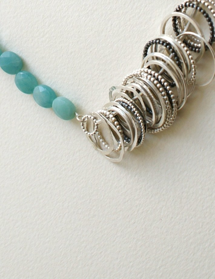 Broken Fragments Necklace 2