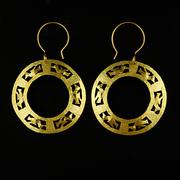 Pre-Hispanic Earrings 01