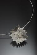 Box Flower Pendant