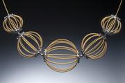 Flex Arc Beads - necklace