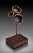 Subcutanious Brooch Sculpture