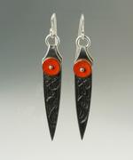 Macedonian Spear Earrings