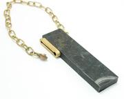 418 Atlantic #1 Necklace-detail