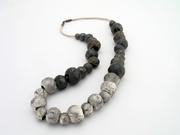 Washed Stone Necklace