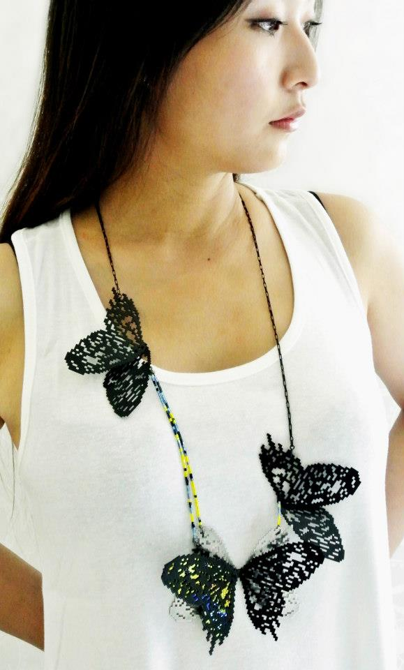 Download Nature- Old World Swallowtail (on model)