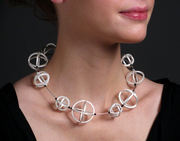 Simply Spheres (necklace)