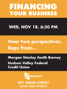 Financing Your Business: A BEAHIVE Seminar