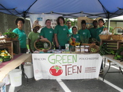 Kickoff Party for Common Greens Mobile Farmers Market