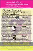 """Sonic Dances, Interpolations and ReInventions"""