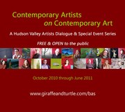 Contemporary Artists on Contemporary Art Dialogue Series