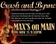 "Chowderhead Acoustic "" Friday Night Show""@ Max's On Main"