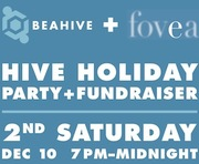 HIVE HOLIDAY / Party + Fundraiser