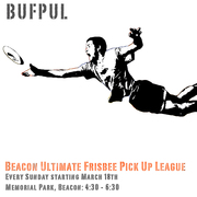 BUFPUL: Beacon Ultimate Frisbee Pick Up League