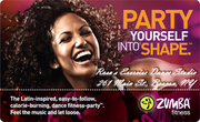 SPECIAL 1/2 off Zumba Fitness @ Rosa's Exercise Dance Studio