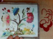 Woodland in Wool Crewel Emboidery Project Workshops