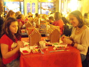 Hansel and Gretel Gingerbread House Workshop Round 2