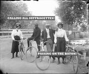 Newburgh Suffragettes! Bike Parade & Community Convening