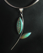 Leaf Pendant Series #1