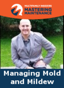 Mastering Maintenance: Managing Mold and Mildew