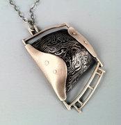 Damascus Steel Jewelry