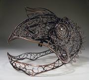1. Le Merle Noir Helmet