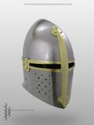 """13th Century """"Sugarloaf"""" Helm"""