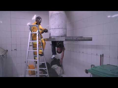 Refuse Chutes Cleaning In High Rise Building   Call 0418795172